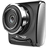 "PAPAGO GS200-US GoSafe 200 Full HD Dash Cam - Car DVR Dashboard Camera Video Recorder with Superior Night Vision, Parking Monitor, G-Sensor ,2.4"" Screen"