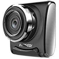 PAPAGO GS200-US GoSafe 200 Full HD Dash Cam - Car DVR Dashboard Camera Video Recorder with Superior Night Vision, Parking Monitor, G-Sensor ,2.4 Screen