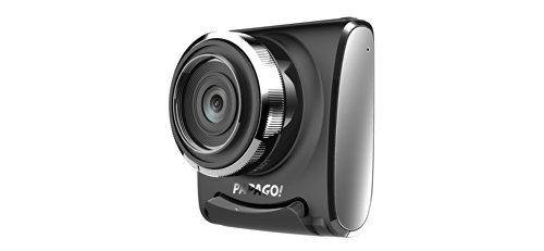 PAPAGO GS200-GPS Go Safe 200 Full HD 1080P Clip Mount Dashcam (Black)