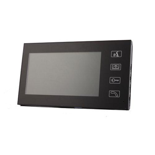 Lightinthebox 7'' Color Hands Free Video Door phone door lock system with 2 Monitors RFID keyfobs, Electronic Controlling Lock, Outdoor Camera by LightInTheBox (Image #4)