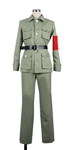 Dreamcosplay Anime Hetalia: Axis Powers China Military