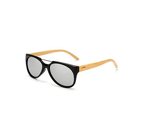 Wood Sunglasses women sun glasses bamboo sunglasses for women men Mirror eyewear retro,KP1526-C6