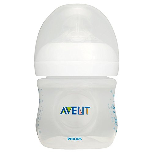 Avent 4 oz / 125ml Botella Natural 2 por paquete