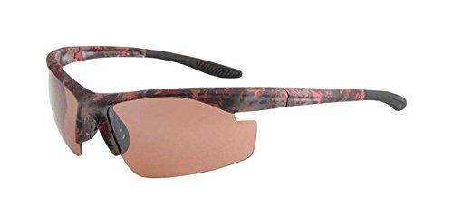 Piranha Camo Sunglasses Polycarbonate by Navajo Manufacturing B00P850PC0