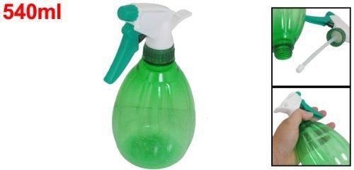 Amazon.com: eDealMax plástico Salon gatillo atomizador pulverizador de nebulización Botella del aerosol 540ml Claro Verde: Health & Personal Care