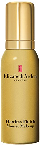 Elizabeth Arden Flawless Finish Foundation - Elizabeth Arden Flawless Finish Mousse Makeup, Natural, 1.4 oz.