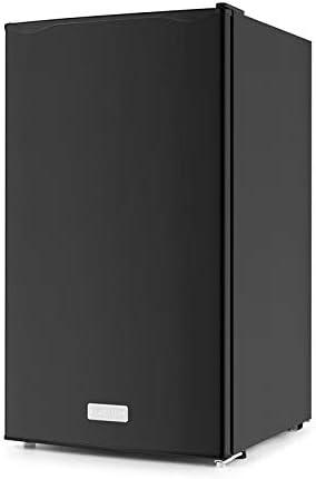 Klarstein Springfield Black Edition - A+, 112L, Nevera de bajo ...