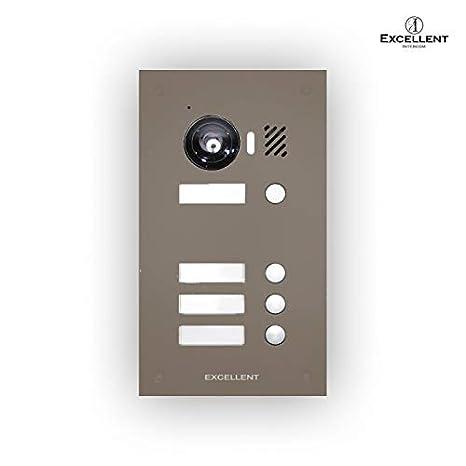 Intercomunicador Excellent - IP exterior Station 4 de ...