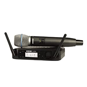 Shure GLXD24/B87A-Z2 Digital Wireless Microph...