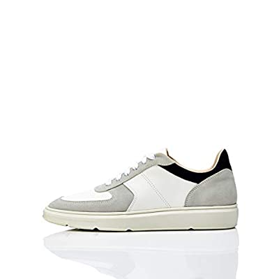 Amazon Brand - find. Men's Fletcher, Low-Top Sneakers: Shoes