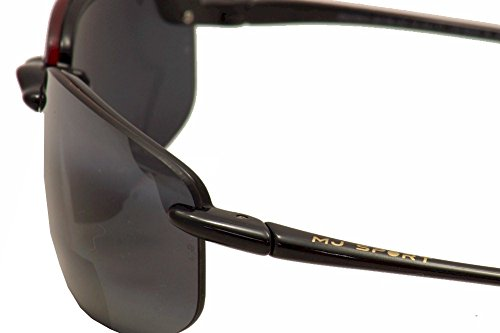Maui Ho Sunreader Glasses Ho'okipa Okipa Jim Black Gloss Reading rPxtwr0qB