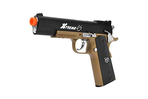 G&G Xtreme 45 Co2 Airsoft Pistol - Tan by G&G Armament