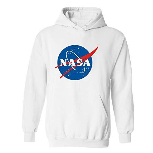Nasa National Space Administration Logo Unisex Hooded Sweatshirt Hoodie CL00985
