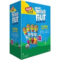 Clif Organic Twisted Fruit Real