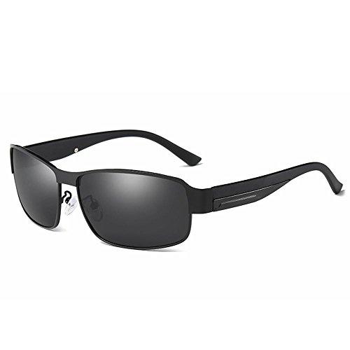copas al aluminio deporte aire de haixin Black sol caballo gafas Gafas polarizantes de libre de magnesio sol hombres conducción wSxOqA6