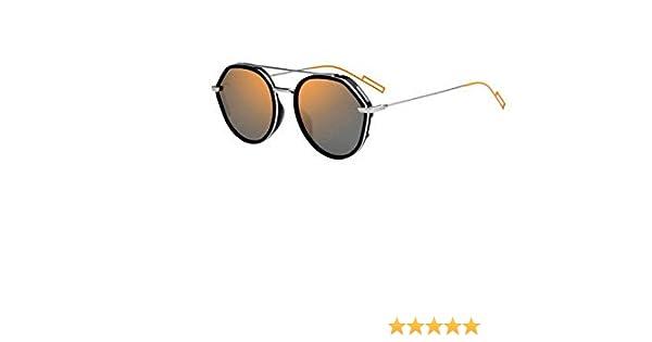New Christian Dior Homme 0219S 0CSA/83 Black Palladium Sunglasses