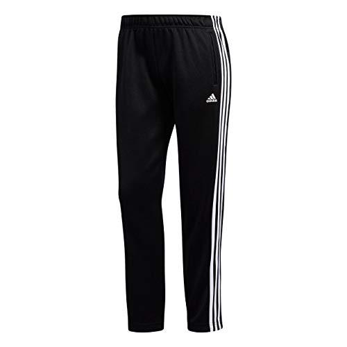 Y Blanco Mujer Adidas Tricot Negro Snap Pantalón Aqwc1TcxUF