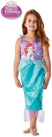 DISBACANAL Disfraz Sirenita Ariel de Disney - Único: Amazon.es ...