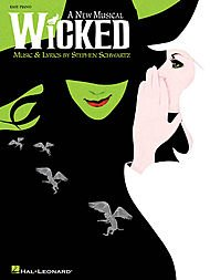 Wicked Piano Book (Hal Leonard Wicked - A New Musical for Easy Piano)
