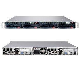 Supermicro AS-2021M-T2R+B Server