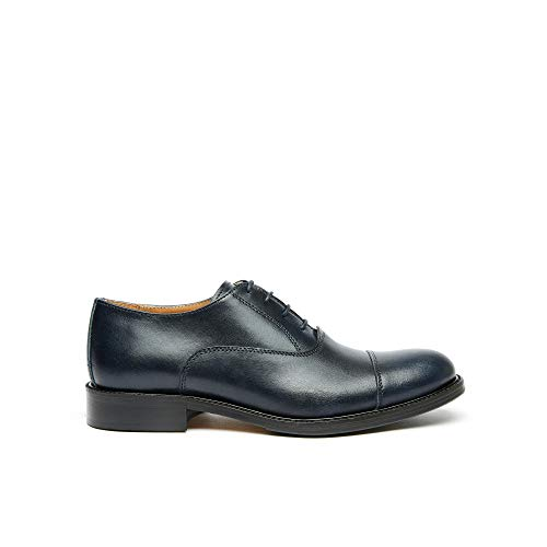 Femme Noir Passport Chaussures British De À Pour Lacets Ville Oxford anxRfwB