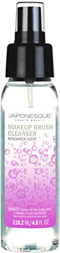 JAPONESQUE Makeup Brush Cleanser Rosewater Scent, -