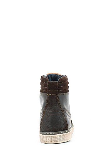 Wrangler Billy - Zapatillas abotinadas Hombre Dark Brown