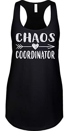 Cha Tank - Blittzen Womens Tank Chaos Coordinator, L, Black