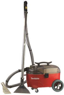 Sanitaire GIDDS2-2464773 Carpet Extractor 1.2HP For 15 Amp Commercial Motor 3.0 gallon Tank, (Commercial Carpet Cleaning Equipment)