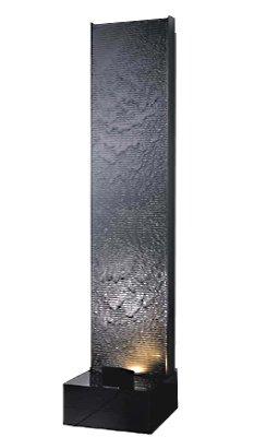 Aqua Fall AF-3 Floor Fountain Finish: Black