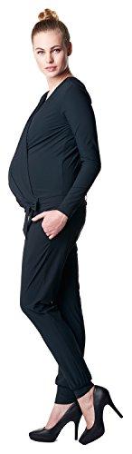 NOPPIES Damen Jumpsuit Cal Black Pants_M