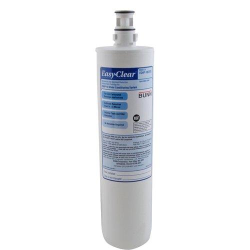 BUNN-O-MATIC Easy Clear EQHP-10 Water Filtration Cartridge 13 3/4'' long EQHP10CRTG