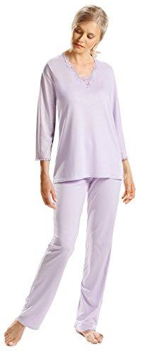 e.FEMME - Pijama - para mujer Flieder