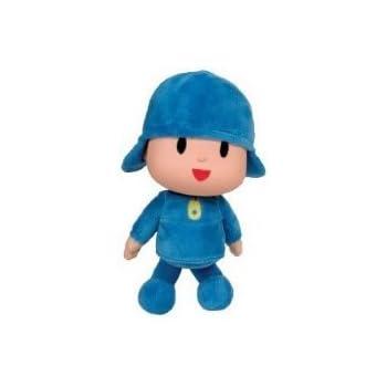 Pocoyo Basic Plush Characters - Pocoyo