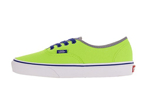 Vans UA Authentic, Zapatillas Para Hombre Neon Green/Blue