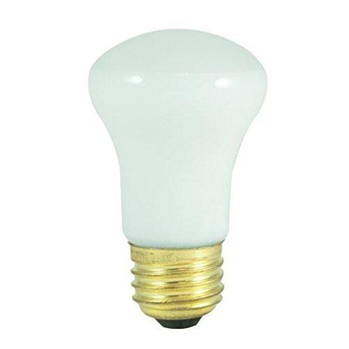 (Bulbrite 40R16 40-Watt Incandescent R16 Mini Reflector, Medium Base, Clear, 25 Bulbs by)