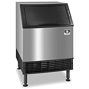 Manitowoc NEO Air Cooled Undercounter Half Dice Cube Ice Machine from Manitowoc