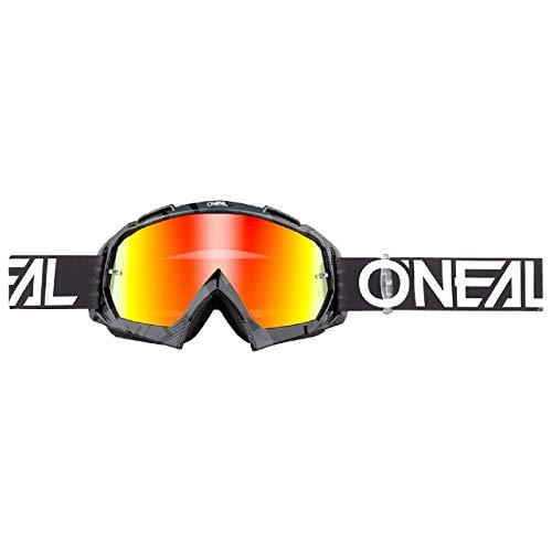 O'NEAL B-10 Goggle Pixel Crossbrille Radium Motocross DH Downhill MX Anti-Fog Glas, 6024-31, Farbe