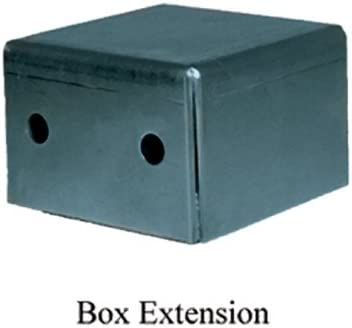 Rieco-Titan Products TST-126-2 6 Tripod Block Extension for Dual Wheel with Hardware