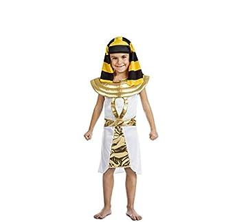 DISFRAZ EGIPCIO TALLA 3-4 AÑOS TAMAÑO INFANTIL: Amazon.es ...