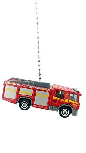 Police, Fire, Rescue Diecast Ceiling Fan Light