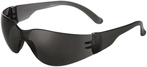 Univet 568.01.01.02/n/º 568/gafas de seguridad con cristal ahumado color gris