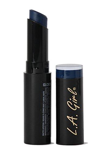 L.A. Girl Matte Flat Velvet Lipstick Pigment Makeup -Blue Valentine
