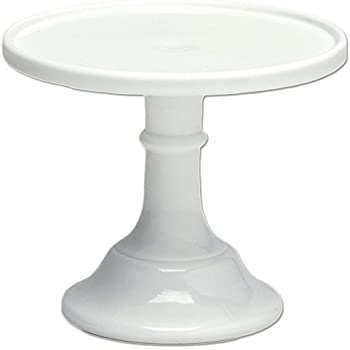 Amazon Com Jadeite 6 Quot Glass Cake Stand By Mosser Glass