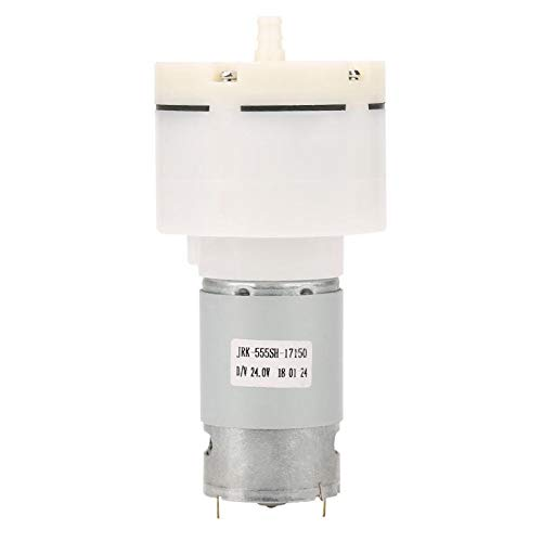 Pumps - Dc 24v 12v Mini Small Low Noise Short Filling Time Air Vacuum Suction Pump 2 Types Optional - Hydraulic High Aquarium Submersible Pump Water Piston Oxygen Gear Multistage Cleaner Pre