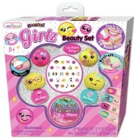 Kids Girls Teen Tween Hot Focus Scented Girlz Beauty Set Emoji Polish