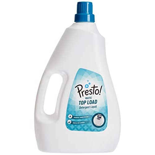 Presto Matic Top Load Detergent Liquid 1 L