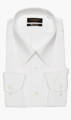 悩み肩をすくめる本質的ではない(ヨウフクノアオヤマ)洋服の青山 (サビルロウ)Savile Row オールシーズン用 【長袖】【NON IRONMAX】【レギュラーカラー】スタンダードワイシャツ MAX100