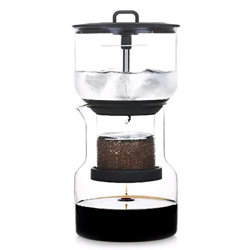 Bruer Charcoal Cold Drip Coffee System, One Size,