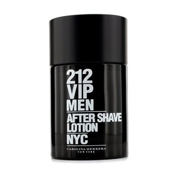 Price comparison product image Carolina Herrera 212 VIP After Shave Lotion,  3.4 Fl Oz